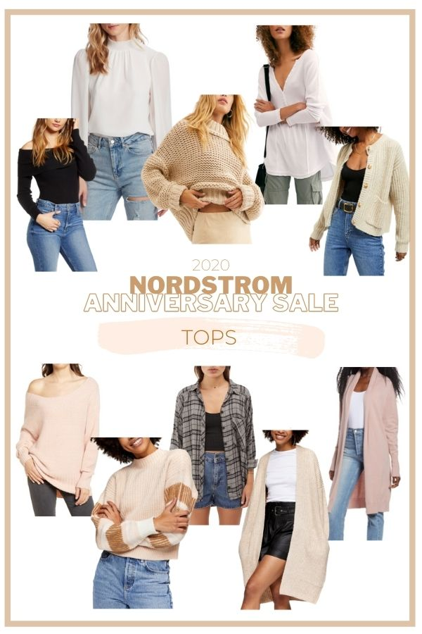Nordstrom Anniversary Sale Picks 2020 + The best items from the NSALE / Audrey Madison Stowe a fashion and lifestyle blogger