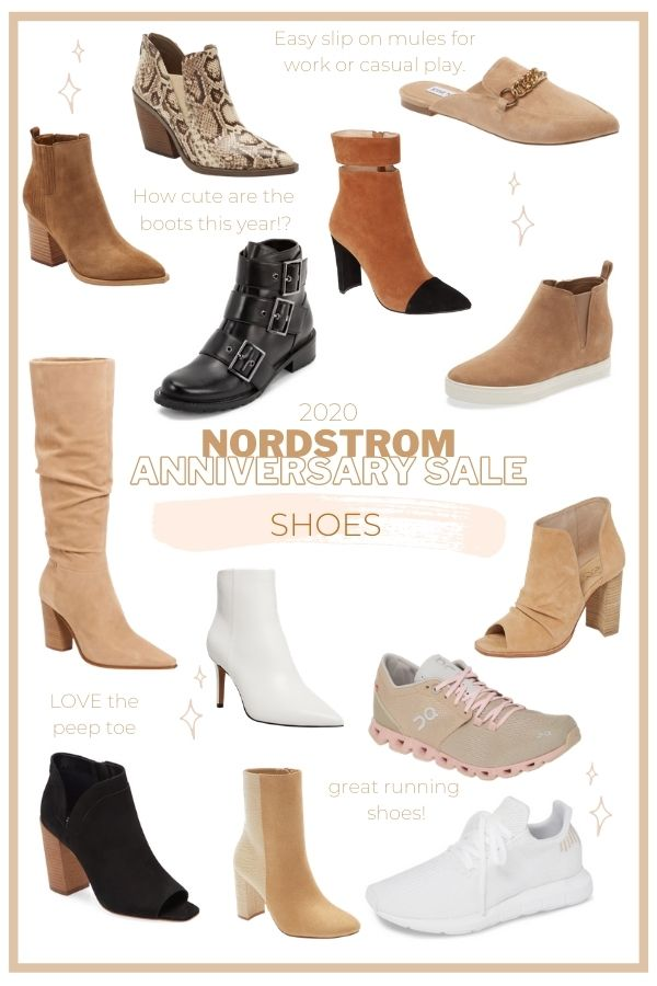 Nordstrom Anniversary Sale Shoe Picks 2020 + The best items from the NSALE / Audrey Madison Stowe a fashion and lifestyle blogger