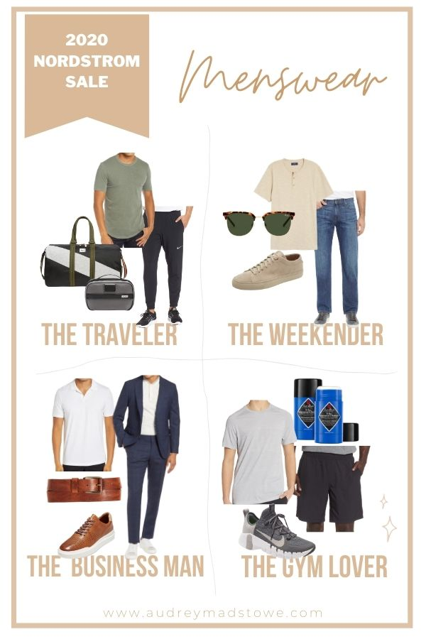 Men's Style Guide | What To Buy For Your Man From the Nordstrom Anniversary Sale 2020