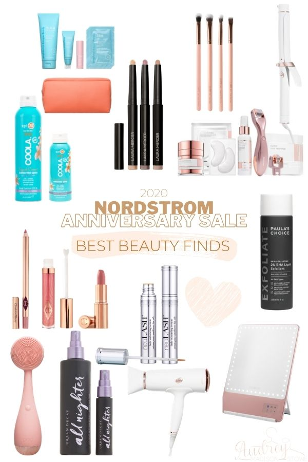 Nordstrom Anniversary Sale Beauty Picks 2020 + The best items from the NSALE  / Audrey Madison Stowe a fashion and lifestyle blogger