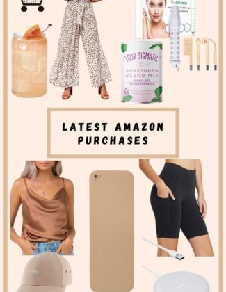 Latest Amazon Buys That I Love | Amazon Finds LAtely | Audrey Madison Stowe a fashion and lifestyle blogger