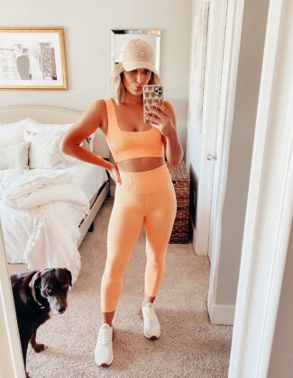 Free People Movement | How I Plan My Home Workouts | Wellness Wednesday | Audrey Madison Stowe a fashion and lifestyle blogger
