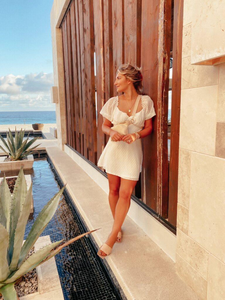Pueblo Bonito Mexico Resort | Dinner outfit