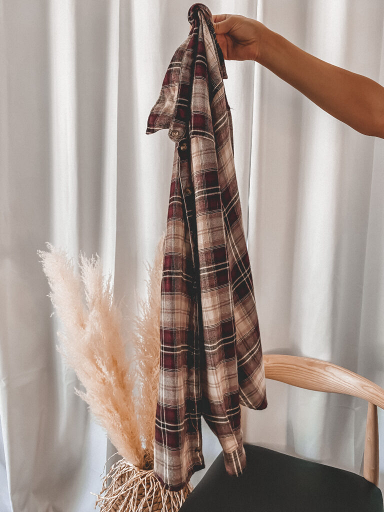 Flannels for Fall | Basics To Have in Your Closet | audrey madison stowe a fashion and lifestyle blogger
