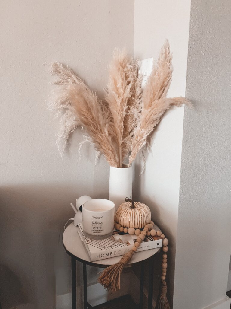 Subtle and Neutral Fall Home Decor | Audrey Madison Stowe a fashion and lifestyle blogger