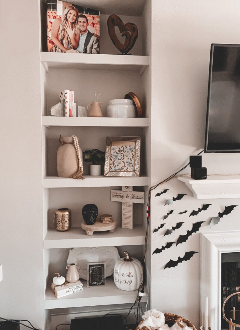 Subtle and Neutral Fall Home Decor