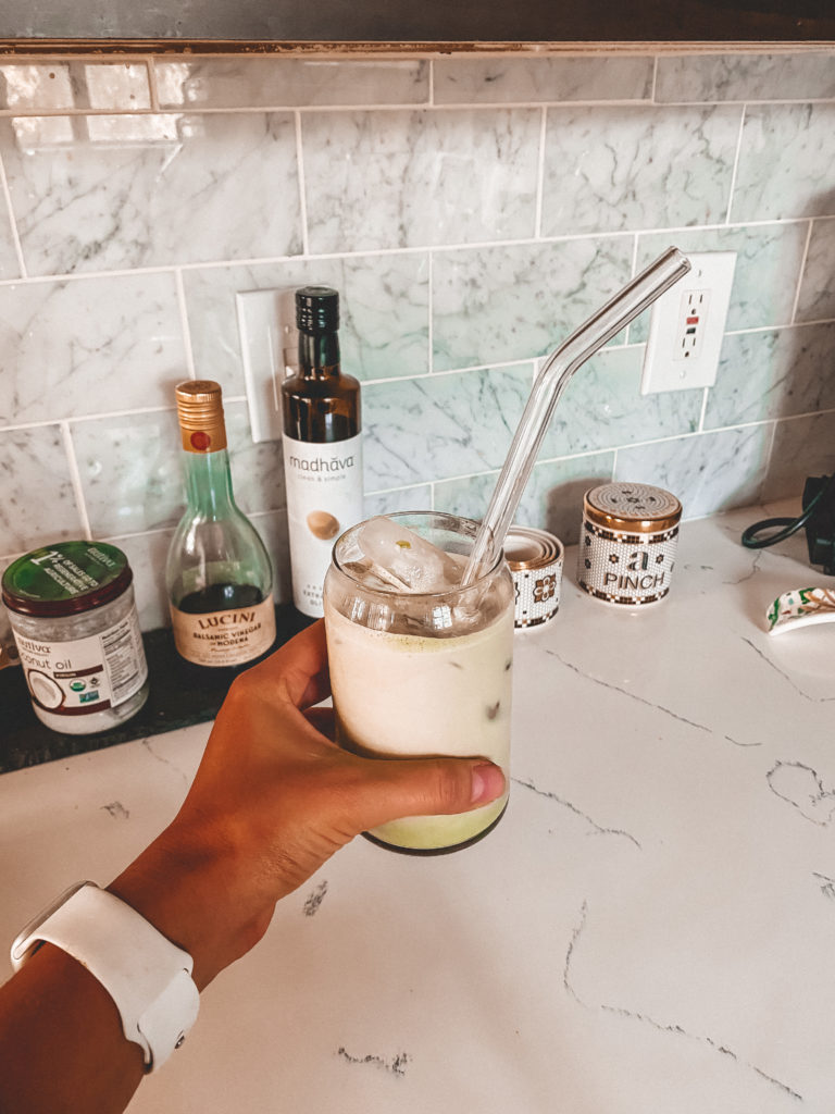 Healthy Drinks I Have Everyday | Wellness Drinks | Audrey Madison stowe a fashion and lifestyle blogger