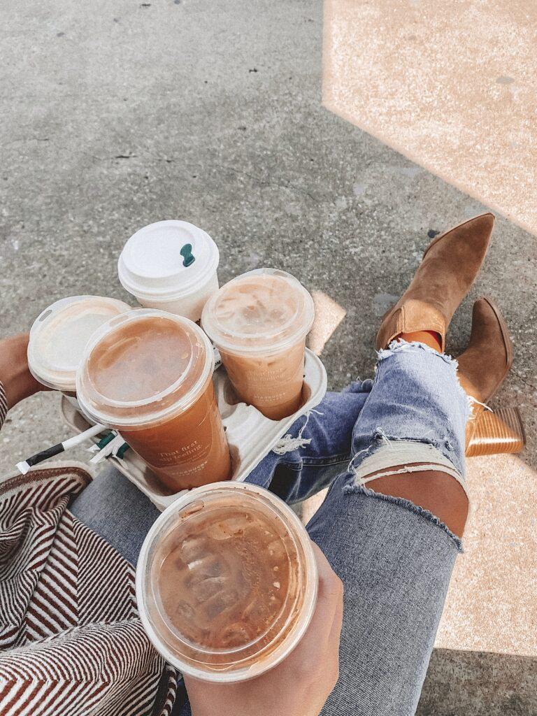 Starbucks Secret Menu Drinks | Healthier Starbucks Recipe | Audrey Madison Stowe
