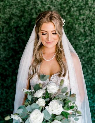 Wedding Hair + Makeup   Winter Wedding Makeup