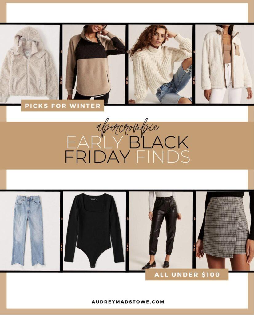 Black Friday Abercrombie deals