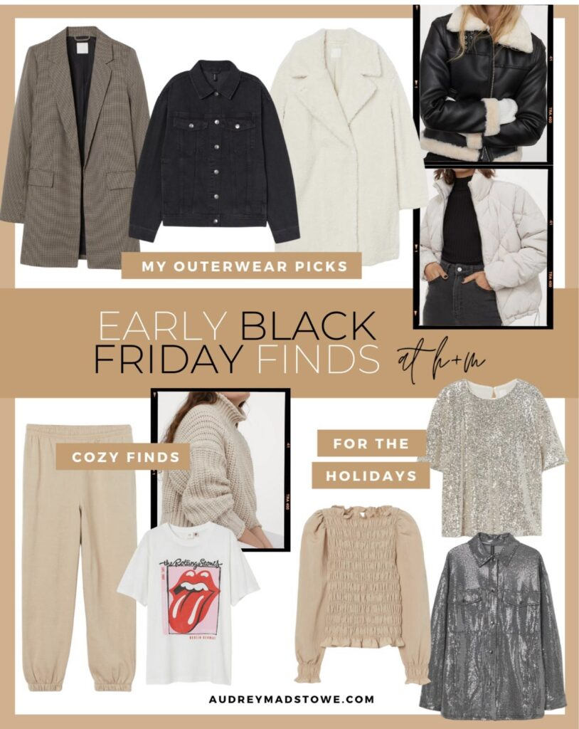 Black Friday at H&M!