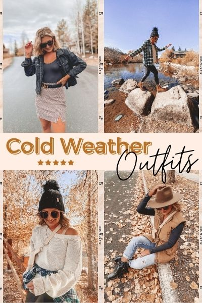 Colorado Outfits | Cold Weather Looks
