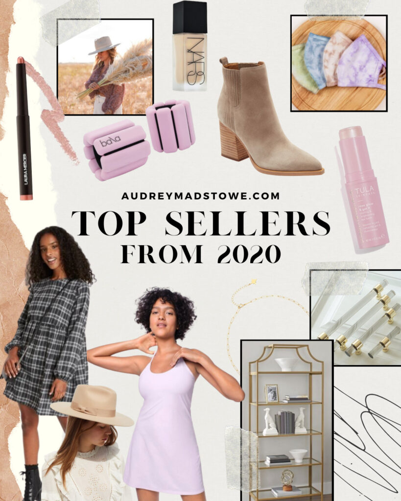 Top Sellers From 2020 | The Best Items from the Year
