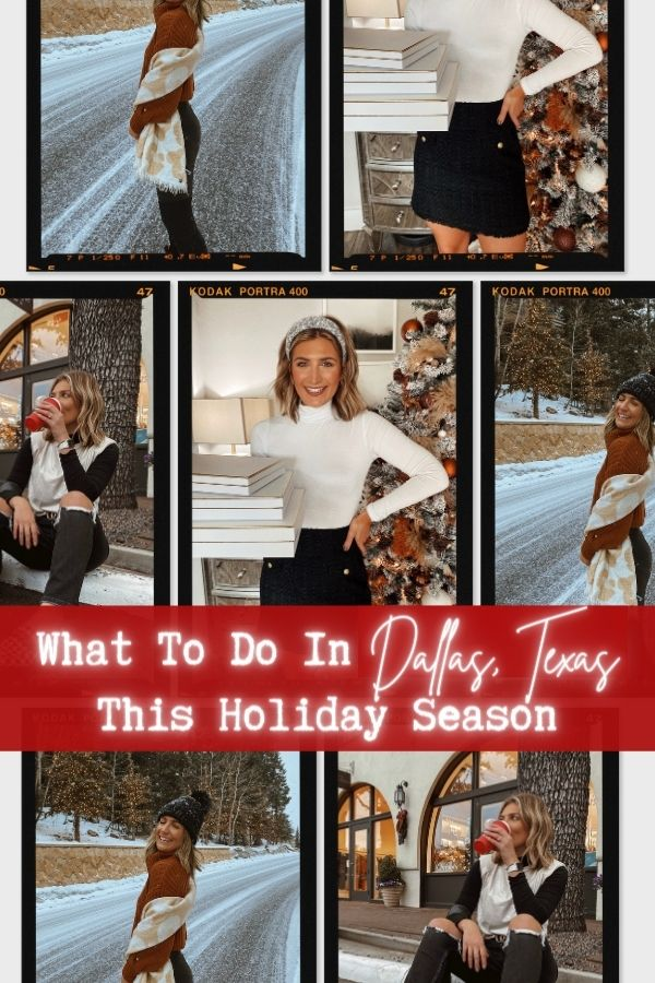 What To Do In Dallas, TX this Season | Audrey Madison Stowe a fashion and lifestyle blogger