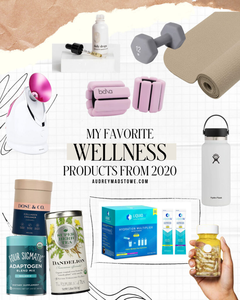 Top Wellness Products of 2020 | Best healthy items you need to try