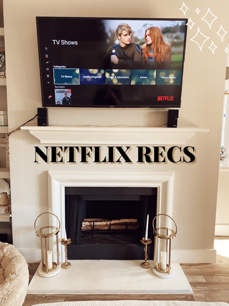Netflix show and movie recs   audrey madison stowe