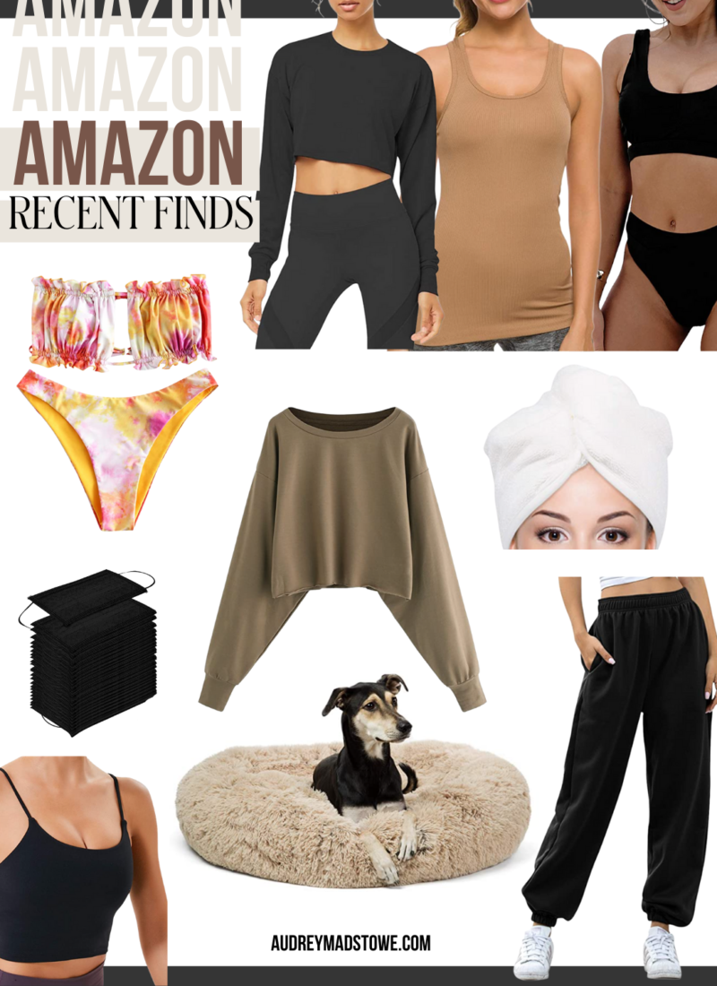 My Latest Amazon Order | Random Amazon Finds | Audrey Madison Stowe a fashion and lifestyle blogger