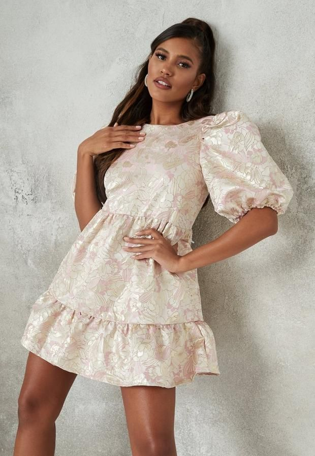 Puff Sleeves Trending For Spring 2021