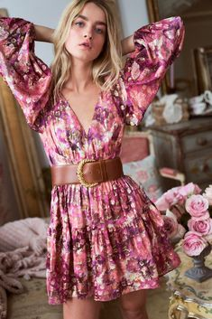 Vibrant Florals For Spring 21 | Audrey Madison Stowe a fashion and lifestyle blogger