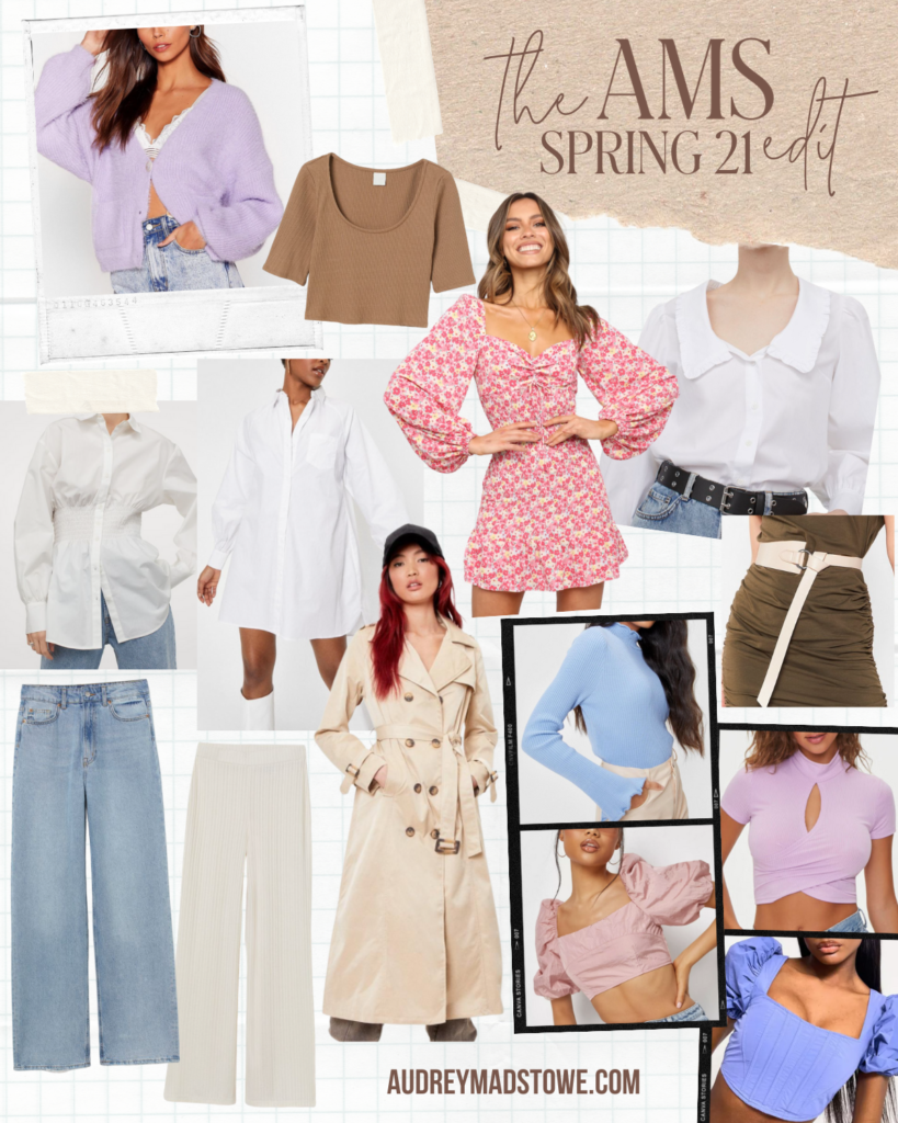 Spring 2021 Trends You Need To Know About | Audrey Madison Stowe a fashion and lifestyle blogger