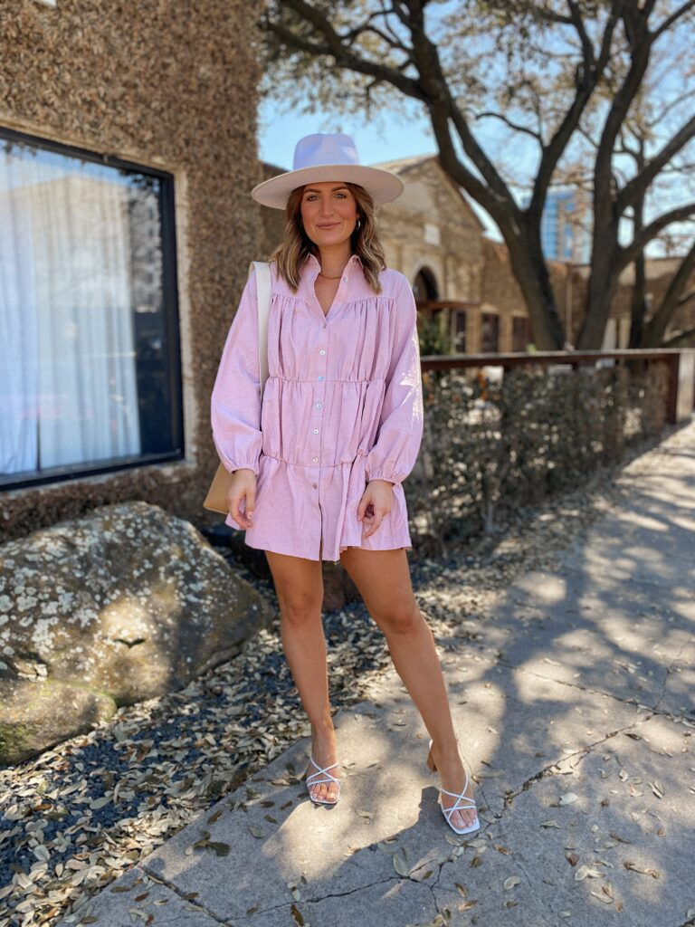 Easter Dress 2021 | What to Wear for Easter | Petal & Pup dress| audrey madison stowe a fashion and lifestyle blogger