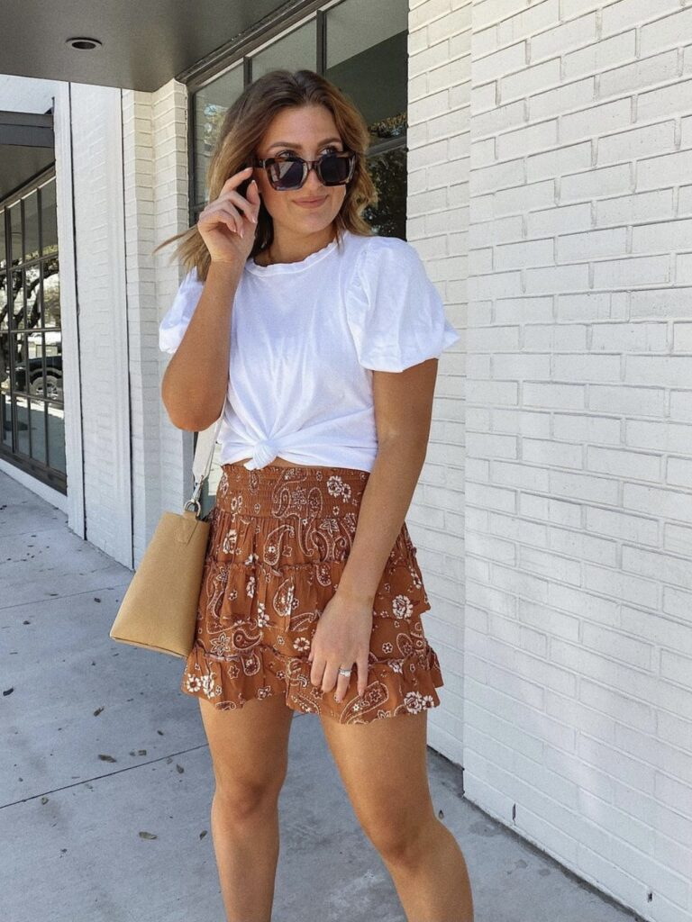 Spring Fashion Aesthetic in Dallas, TX | Instagram Outfit ideas