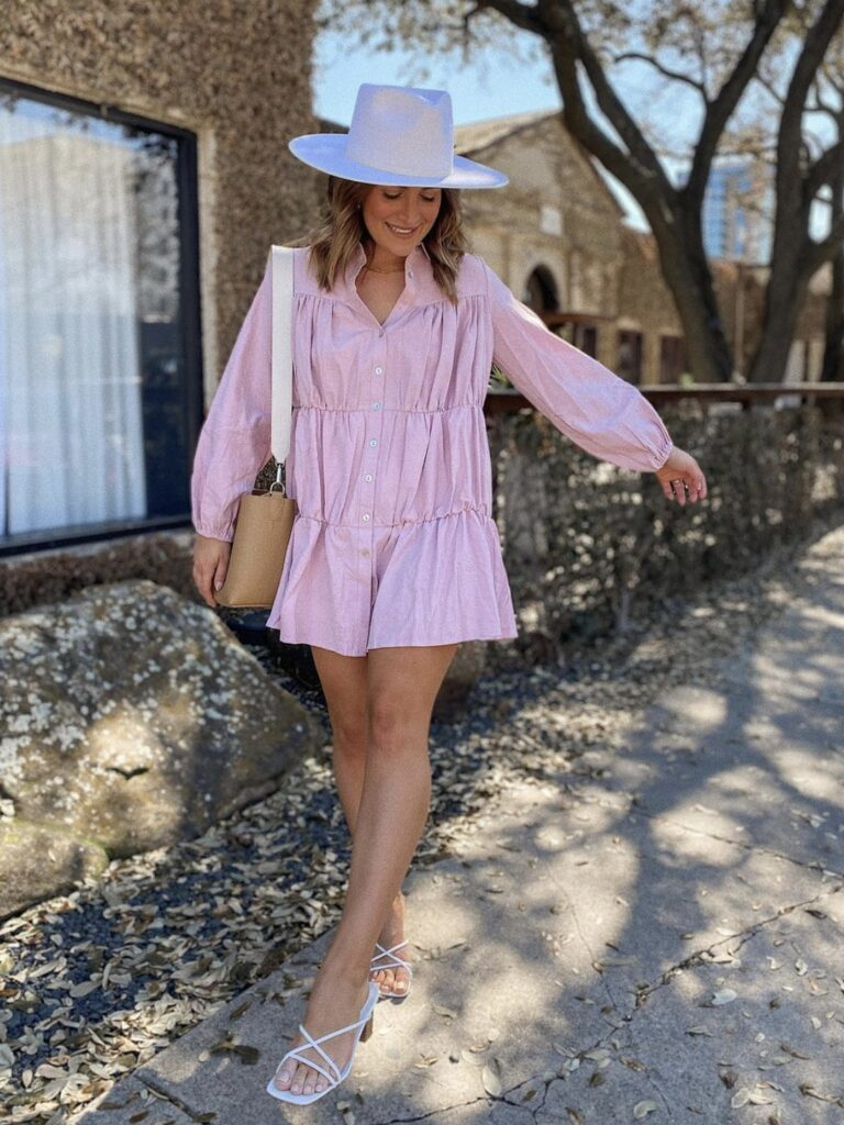 Spring Fashion Aesthetic in Dallas, TX | Easter Dresses