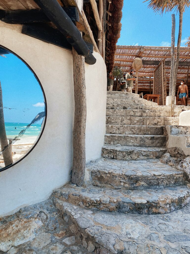 Tulum, Mexico Beach | Audrey Madison Stowe