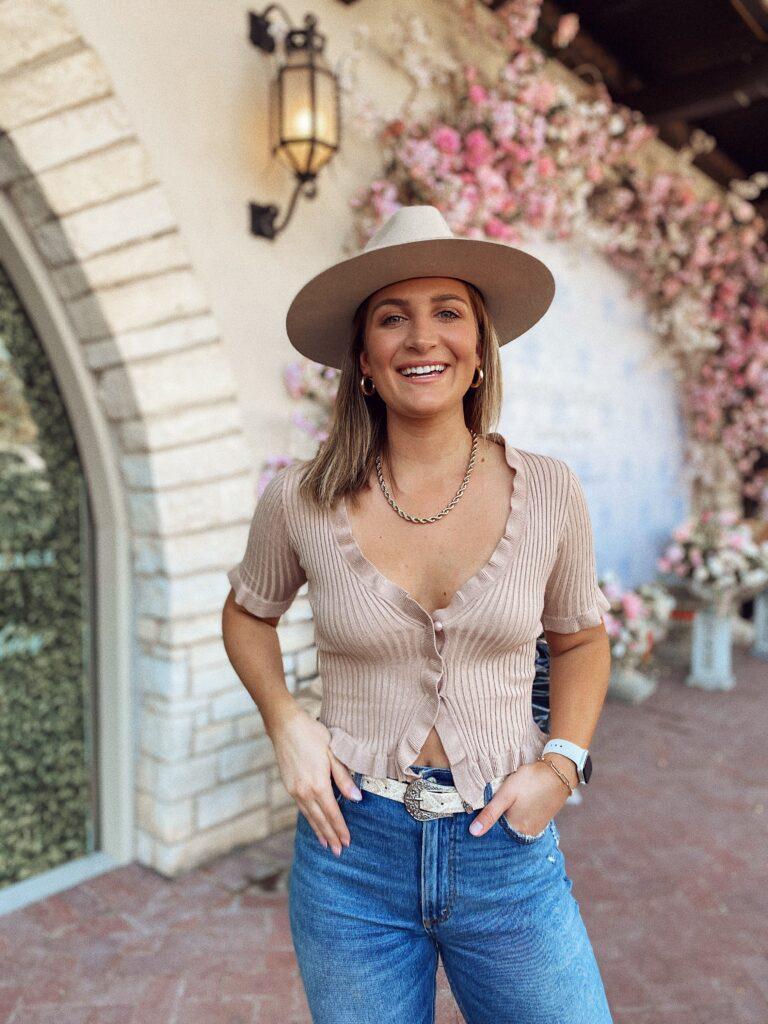 Spring Fedora Hat | Audrey Madison Stowe