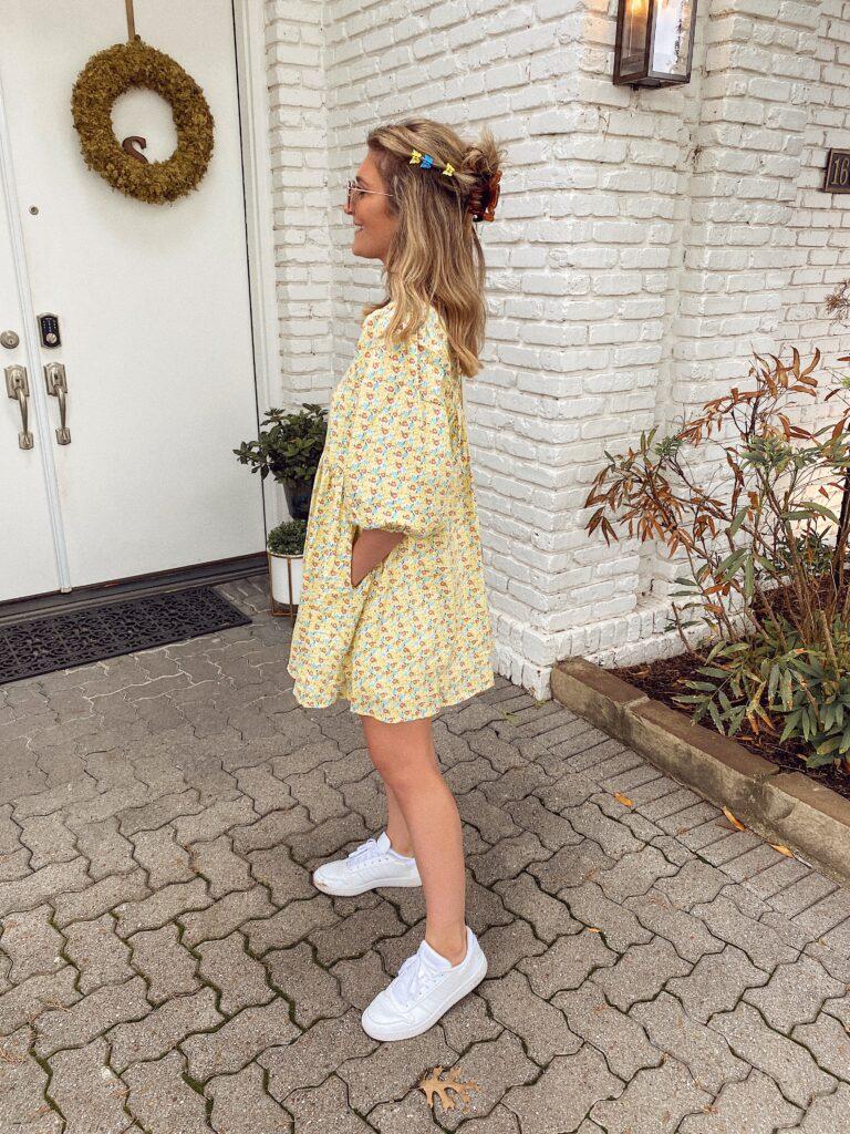 Spring Staples 2021 | Cute yellow dress