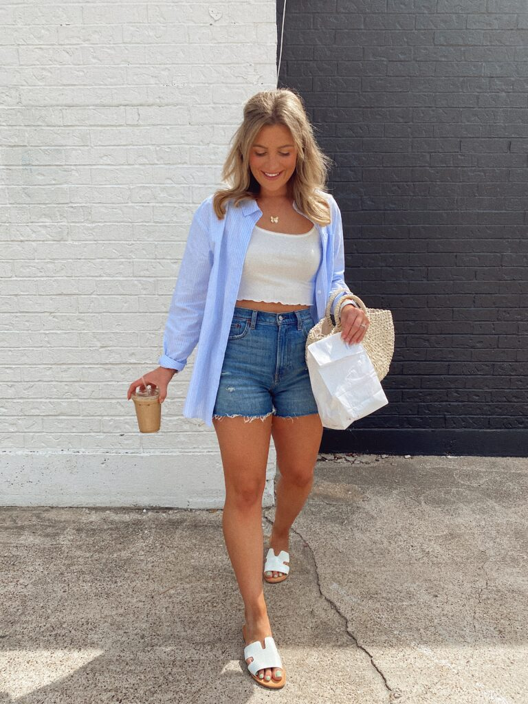 Spring Trends 2021 | Great Summer Button Down | AMS