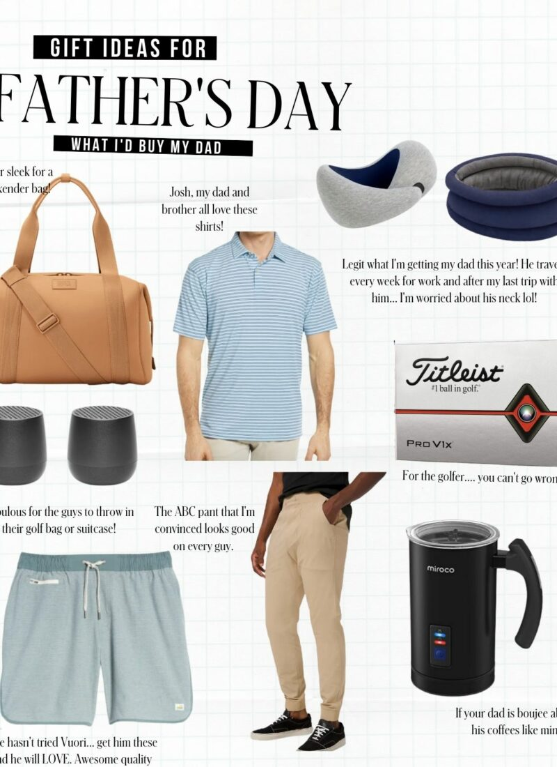 What I'd Buy my Dad for Fathers Day | Gift Ideas