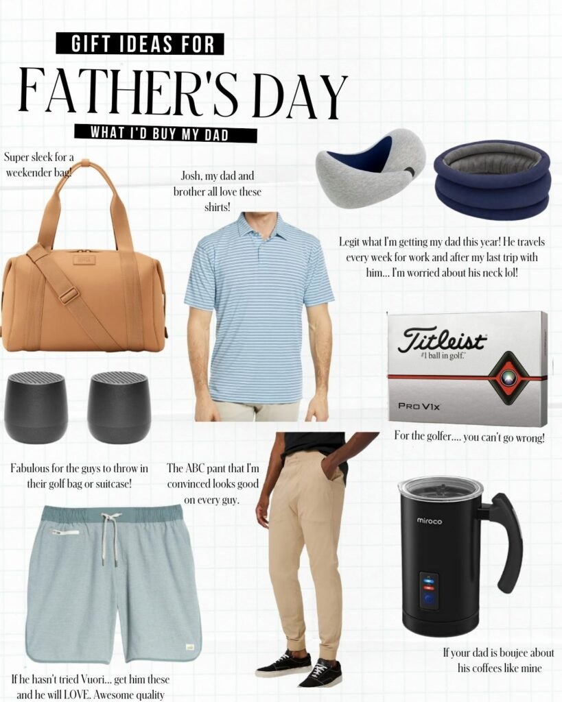 What I'd Buy my Dad for Fathers Day   Gift Ideas