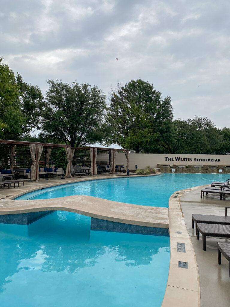 Westin Stonebriar Staycation in Frisco TX | Audrey Madison Stowe