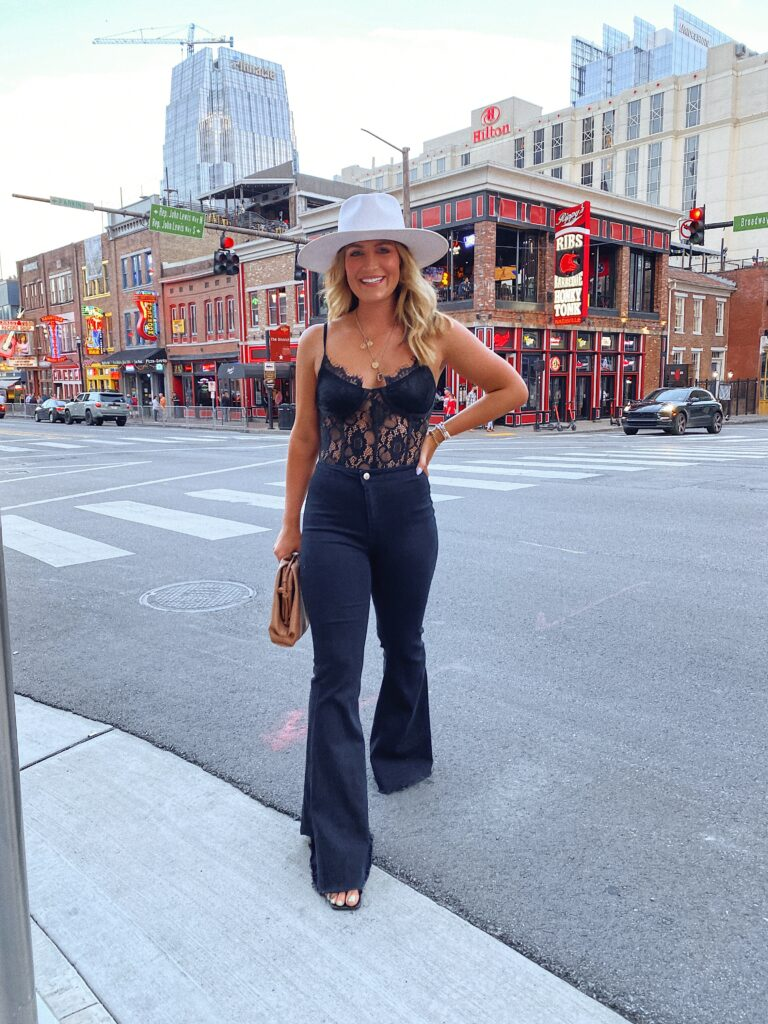 Nashville Outfit Ideas   What To Wear in Nashville   Audrey Madison Stowe