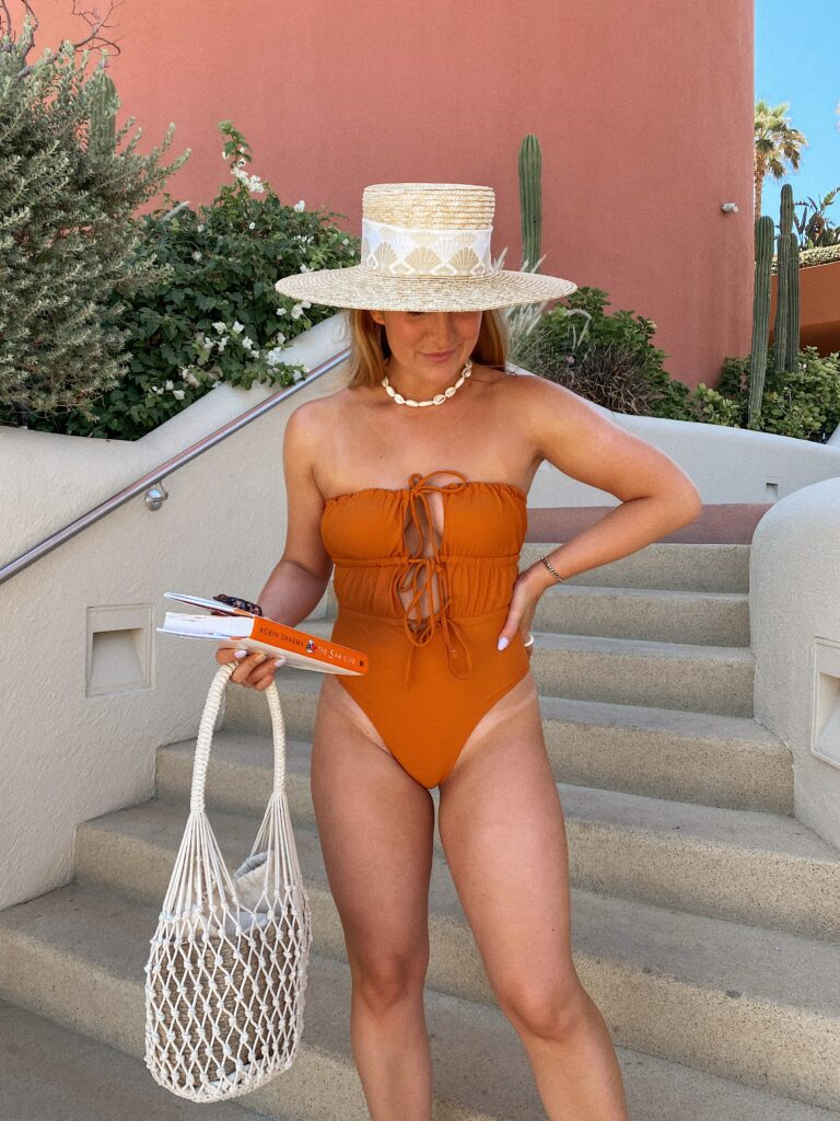 What I Wore in Cabo, Mexico! Beach Outfit Inspo   Audrey Madison Stowe