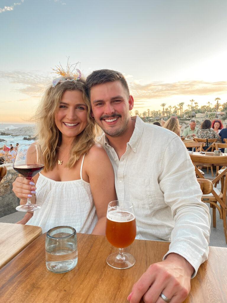 Couple Photos in Mexico