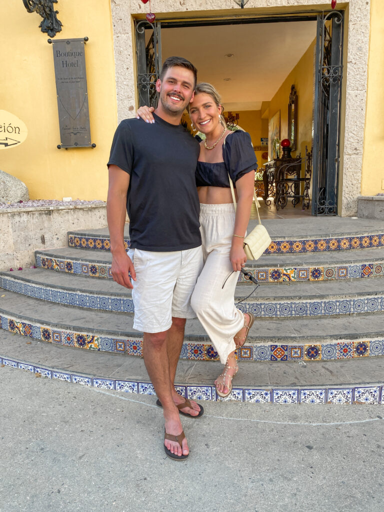 What I Wore in San Jose, Mexico! Beach Outfit Inspo   Audrey Madison Stowe