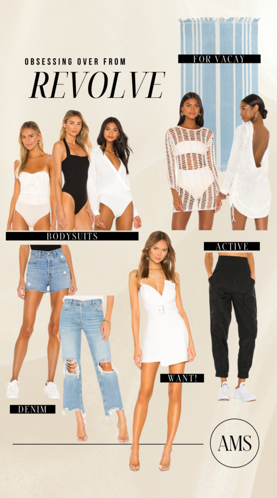 currently loving at Revolve! New arrivals I'm obsessed with for Summer 2021