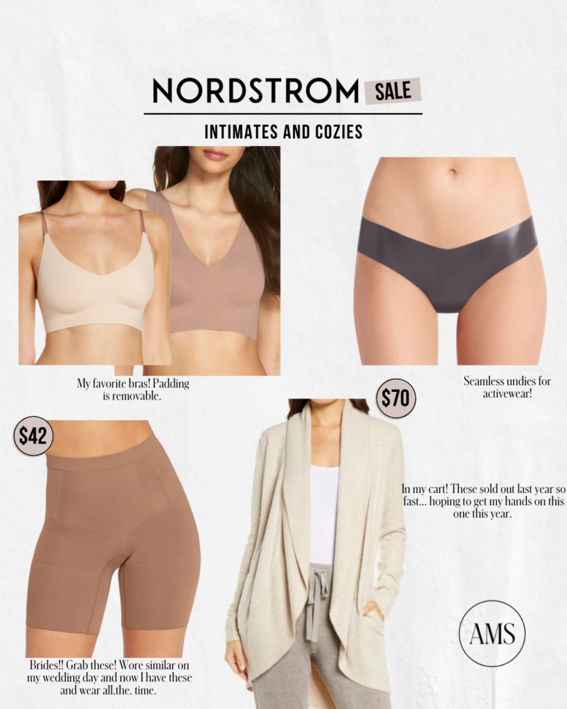 Bras and panties to grab on sale during the Nordstrom Anniversary sale 2021