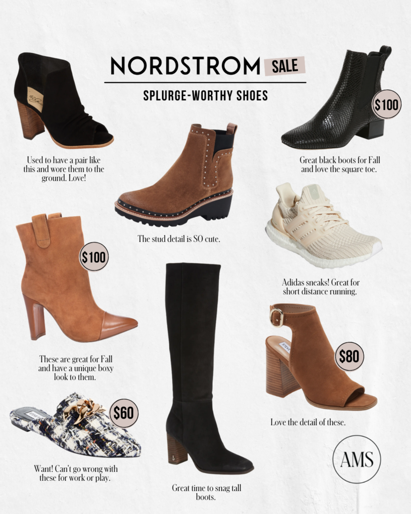 Nordstrom Anniversary Sale shoes I love