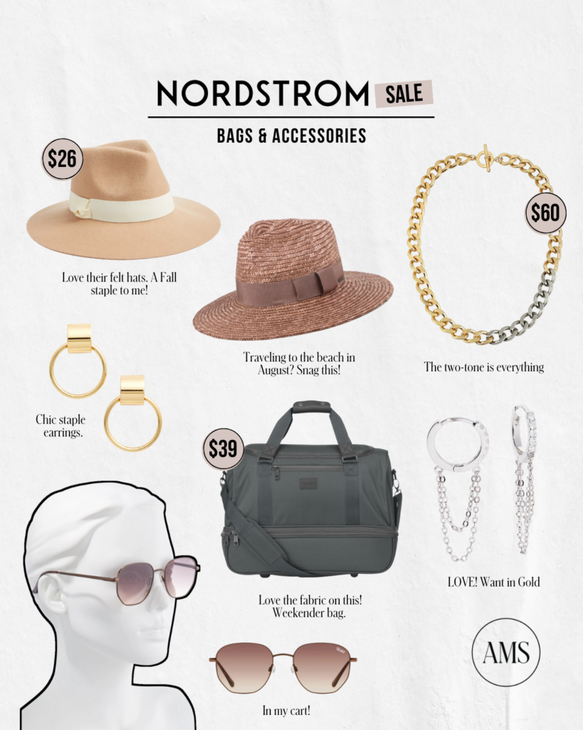 NSALE bags and accessories 2021