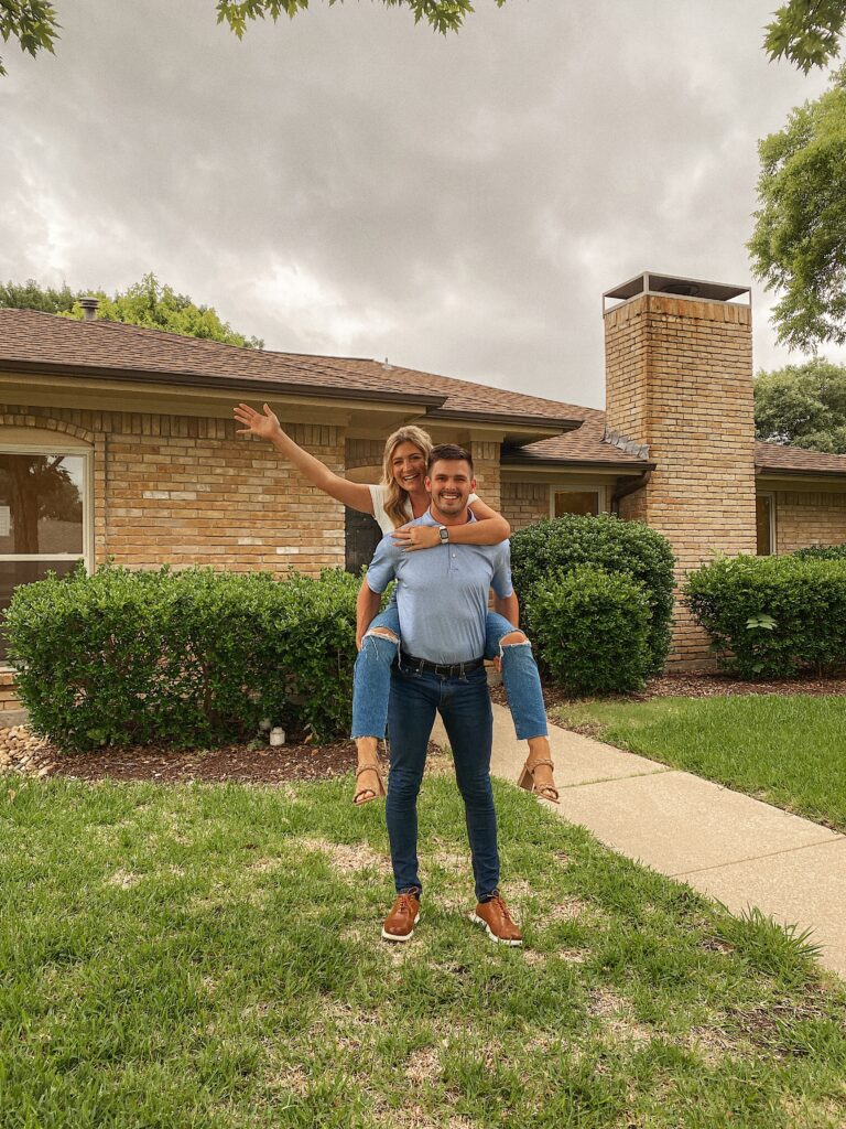 We bought our first home! Experience buying in 2021 market | Audrey Madison Stowe