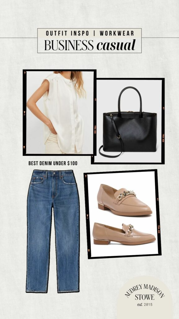 Workwear Ideas for Fall 2021   Workwear inspo   What To Wear   Audrey Madison Stowe