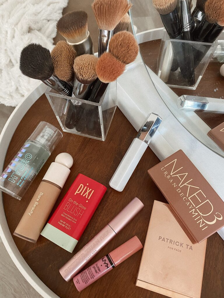 Cruelty Free Makeup | Makeup I love that doesn't test on animals | CF Makeup roundup | Audrey Madison Stowe