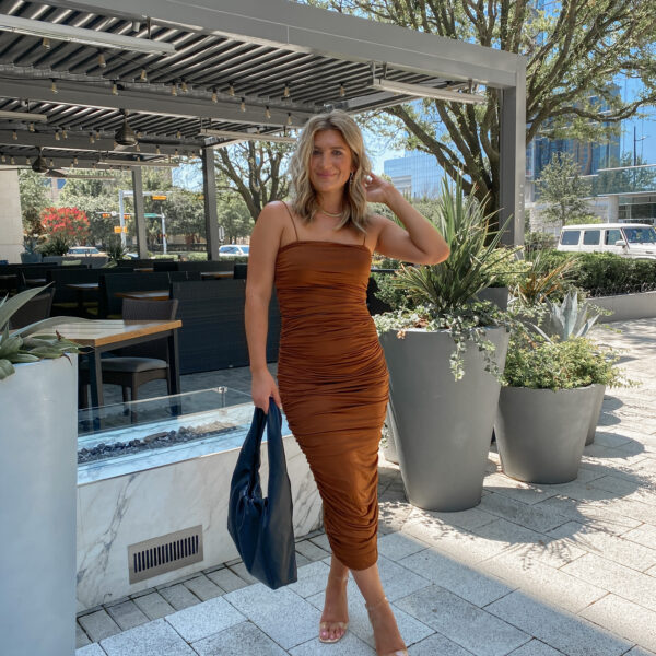 Summer To Fall Wedding Guest Dresses