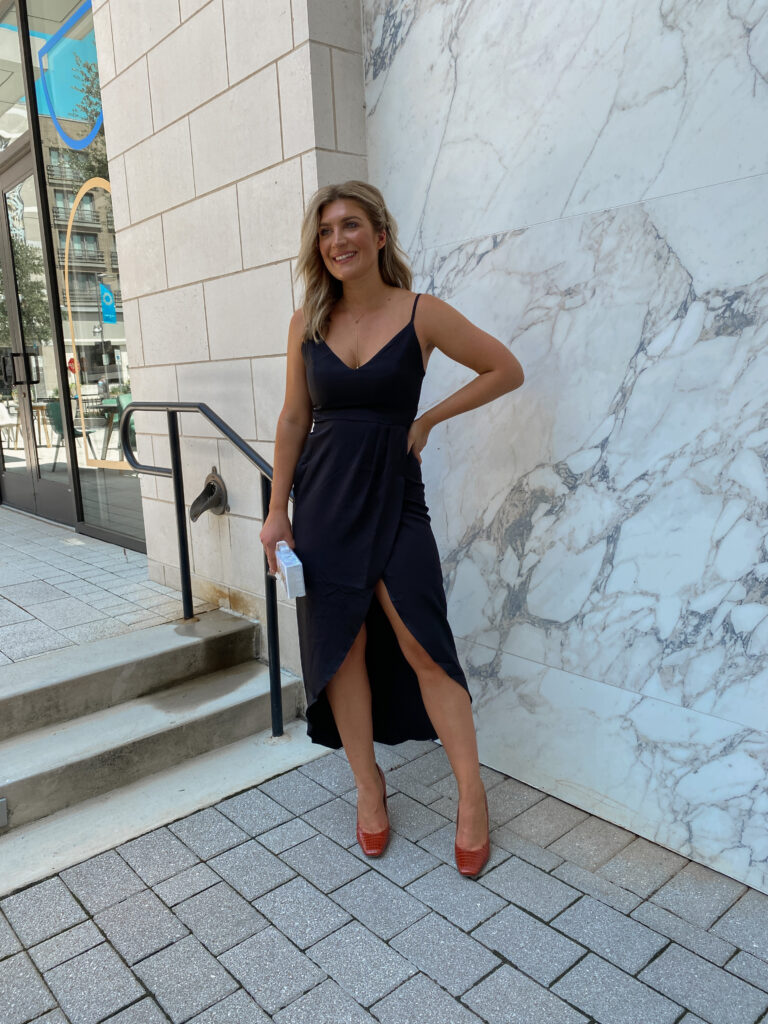 Summer To Fall Wedding Guest Dresses   Affordable Amazon event dresses   Audrey Madison Stowe
