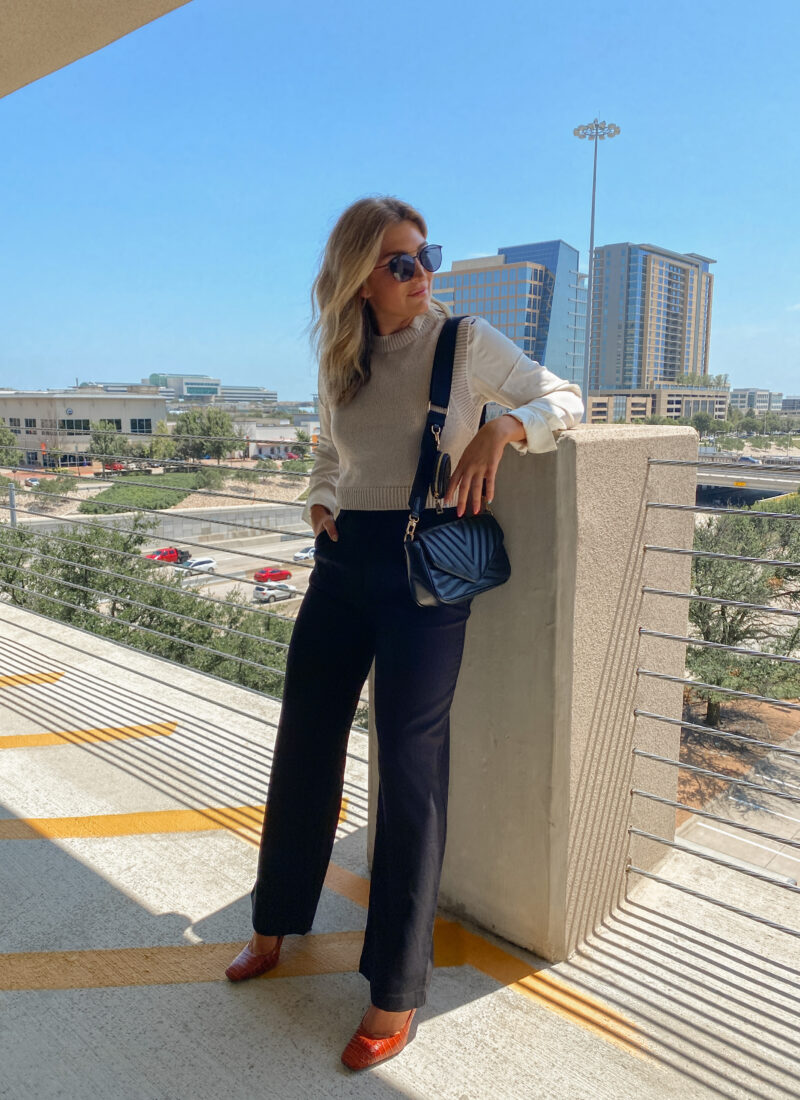 Fall 2021 Workwear ideas | Cool girl work wear that you won't get tired of | Audrey Madison Stowe