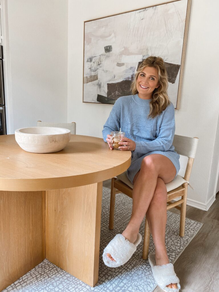 Our Breakfast Nook   Audrey Madison Stowe a fashion and lifestyle blogger
